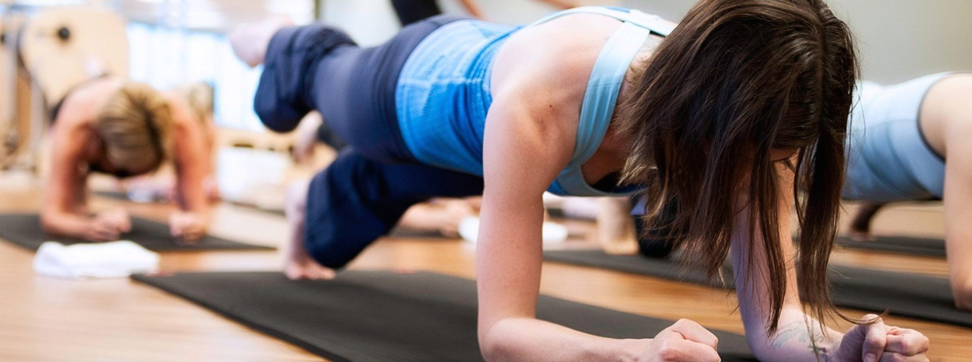 We offer individual and group Pilates classes